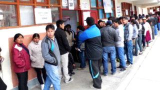 Caos y desorden: así se vivió la jornada electoral en Lima