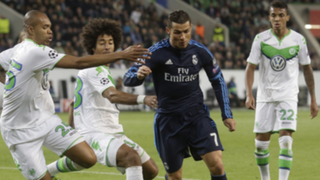 Champions League: Real Madrid sale a remontar serie ante Wolfsburgo