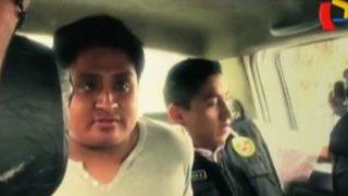 Comas: intervienen a hombre con tres menores en hostal