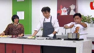Aprenda a preparar un delicioso Pato Félix al estilo oriental