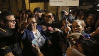 Familiares de internos de penal Sarita Colonia exigen lista de heridos