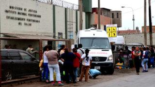 Identifican a responsables de gresca en penal Sarita Colonia
