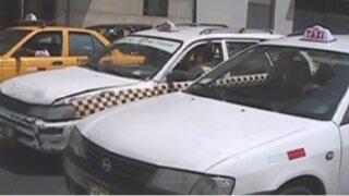 En Perú hay 5 veces más taxis que en otros países de Latinoamérica