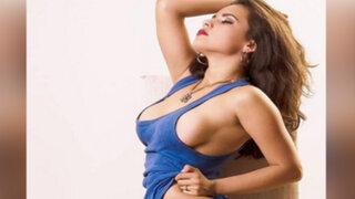 VIDEO: ¿Ania Gadea será una nueva conejita de Playboy?