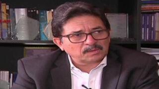 Enrique Cornejo postulará a la alcaldía de Lima en el 2018