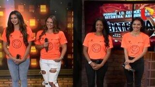 Miss Perú: candidatas visitan albergue para niños con cáncer