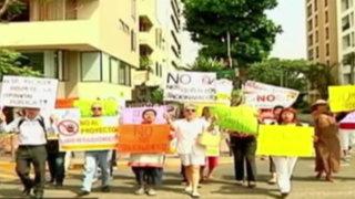 Sin consulta previa en San Isidro: Libertadores en conflicto