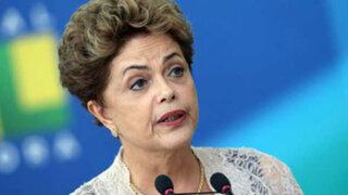 Dilma Rousseff pide nuevamente que anulen su destitución