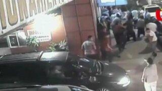 Balacera tras función de lucha libre deja tres heridos en México