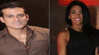 Christian Domínguez no aceptó compartir escenario con Vania Bludau