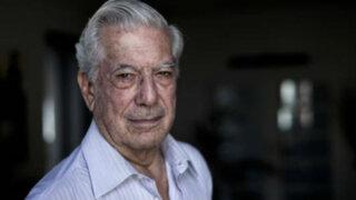 Vargas Llosa en desacuerdo con Premio Nobel de Literatura a Bob Dylan