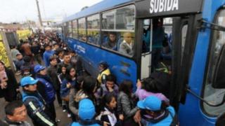 Protransporte: Contratos con deficiencias graves vienen de gestión anterior