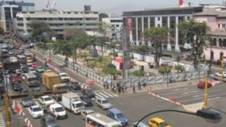 Cercado de Lima: avenida 28 de Julio será reabierta este viernes