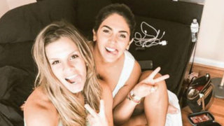 Alejandra Baigorria dice que nunca se peleó con Vania Bludau