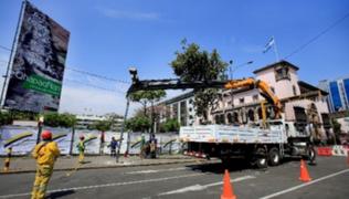 Atención conductores: reabren tránsito vehicular en la avenida 28 de Julio