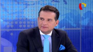 """Chehade: """"Nadine veía finanzas del nacionalismo, Humala se inculpa por inmunidad"""""""