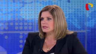 "Aráoz sobre Barnechea: ""Él no representa a los votantes de Acción Popular"""