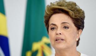 Brasil: Dilma Rousseff más cerca de su destitución