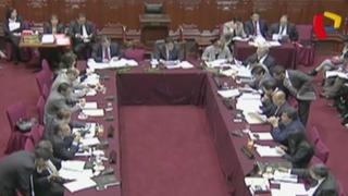 Congreso: comisiones no sesionan por falta de quórum