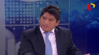 """Gutiérrez: """"Nadine fue colaboradora permanente de acciones de Humala"""""""
