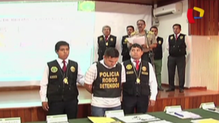 Policía captura a otro delincuente que asaltó conocida librería en Breña