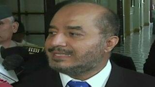 Ministro del Interior se pronuncia en contra del retorno al 24 x 24