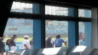 Bloque Deportivo: hinchas 'ajustan' a celestes