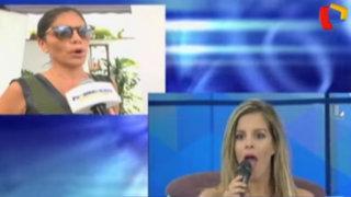¿Qué dijo Sandra Arana tras ser reemplazada por Alejandra Baigorria en 'Espectáculos'?