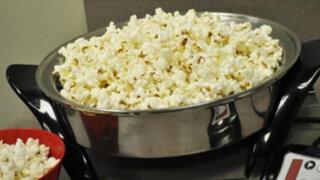 VIDEO: ¿Cómo preparar canchita si no tienes cocina o microondas?