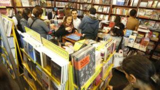 Día del Libro: peruanos tienen poco hábito de lectura