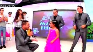 La fiesta de Thamarita: La pequeña Jhoily celebró a lo grande sus 18 años