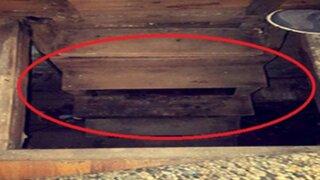 Descubrió un sótano secreto en su cocina y lo que encontró la dejó más que sorprendida