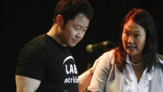 """Kenji Fujimori: """"Si Keiko no gana la presidencia, yo postularé el 2021"""""""