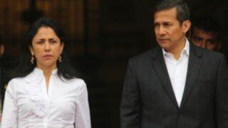 Pareja presidencial rechaza impedimento de salida del país