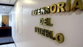 Defensoría del Pueblo cuestiona al Minjus por indulto a Alberto Fujimori