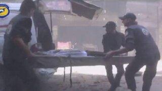 Nueva masacre en la ciudad siria de Duma