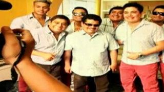 Michel Torres: artista invidente cantó junto con los 'Hermanos Yaipén'