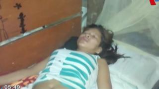 Mujer denuncia once años de golpizas de su pareja en Iquitos