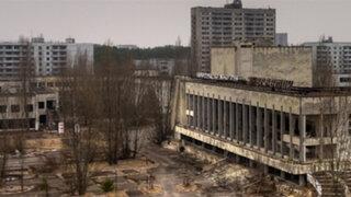 Ucrania: ciudadanos recuerdan 30 años de catástrofe nuclear de Chernobyl