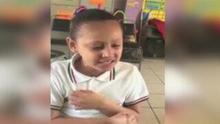 México: niña con autismo conmueve con su increíble voz