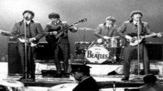 Difunden video inédito de The Beatles grabado en 1965