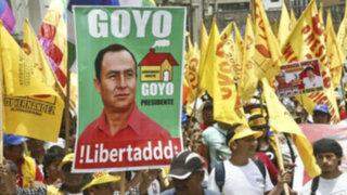 ONPE: Democracia Directa no perdería inscripción