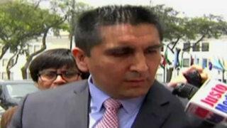 Exjuez Edwin Yalico favoreció a Ollanta Humala