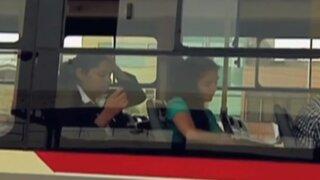 Universitarios son víctimas de asaltos en transporte público