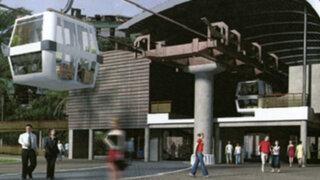 Independencia: teleféricos comenzarán a construirse a partir de mayo