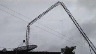 Pucallpa: fuertes vientos destrozan techos y ponen en zozobra a la población