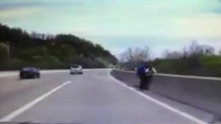 Policía héroe impidió suicidio de hombre en Estados Unidos