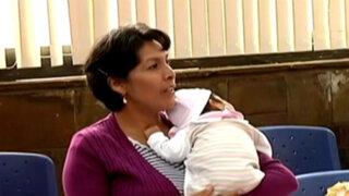EsSalud: subsidio por maternidad se otorgará en 72 horas