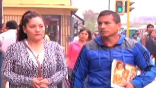 Cercado de Lima: dueña de dinero robado denuncia a pareja de hermanos