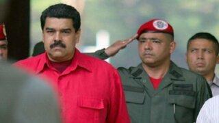 Nicolás Maduro designa comisión para revisar firmas que buscan revocarlo